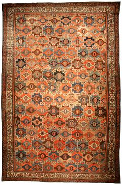 Persian Malayer rug